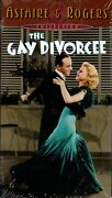 Fred Astaire/ Ginger Rogers The Gay Divorcee Vhs 1999 Warner Bros. Sealed