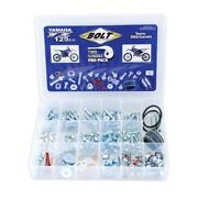 Bolt Hardware Yamaha Yz 125cc Pro Track Pack Nuts Bolts Seals Body Fasteners