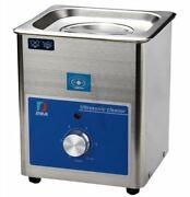 1.6l Ultrasonic Lens Cleaner For Eyeglass / Watch / Lens / Jewelry Gb-1613 Si