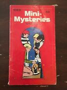 1972 Mini-mysteries By Ruth Harley Xerox Education Publications