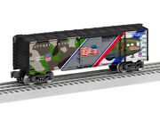 Lionel Trains6-85317 Spirit Of The Union Pacific Made In Usa Boxcar Rolling S...