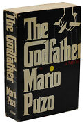 The Godfather Mario Puzo Advance Reading Copy Arc First Edition 1st 1969