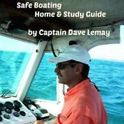 Safe Boating Home And Study Guide By Dave Lemay English Paperback Book Free Ship