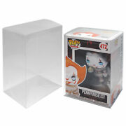 Clear Plastic Protector Cases For Funko Pop 4 Inch Vinyl Figures Acid Free .35mm