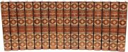 The Novels And Stories Of Ivan Turgenieff - 16 Vols. - In A Fine Leather Binding
