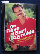 Films Of Burt Reynolds - Signed By Reynolds And 24 Other Actors Friends
