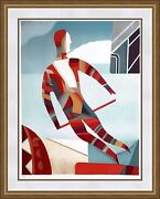 Max Papart Magic Man 1985 | Large Hand Signed Print | Others Avail | Gallart