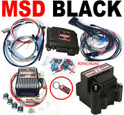 Msd Power Grid Ignition Combo 77303 Controller 7720 Ignition 82613 Hvc Coil New