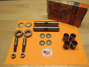 1933 1934 1935 Chevrolet New Front Suspension King Pin Set Ccdcecstd. Usa