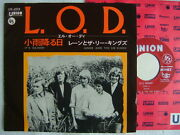 Lenne And The Lee Kings L.o.d / 7inch Freakbeat Psych