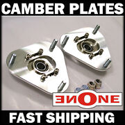 Mk1 Adjustable Camber Kit Plates 09-13 Toyota Corolla For Coilover Kit Coilovers