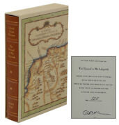 The General In His Labyrinth Gabriel Garcia Marquez Signed Limited First Edition