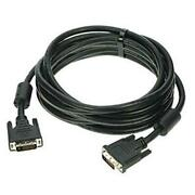 25ft Dvi-d Male To Male Dual Link Cable Black