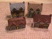 Rare Red Rose Tea Wade Whimsey-on-why Houses