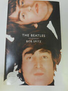 The Beatles The Biography By Bob Spitz Advanced Copy Paperback 2005