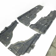 Skid Plates Mercedes M-class W164 Ml Underbody Soil Protection