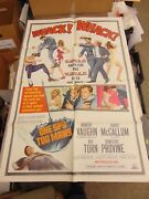 The Man From Uncle One Spy Too Many International One-sheet Poster N3036