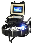 Mpe A-xz - Sewer Camera Push Cable Video System 130 3/8 Cable