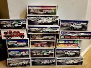 Hess Trucks Anywhere From 2010 To 2018 Collectionandnbsp