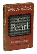 The Pearl John Steinbeck First Edition 1947 1st State Dust Jacket