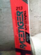 Mens Vokl 213 Downhill Race Skis With Marker Bindings. Never Skied.