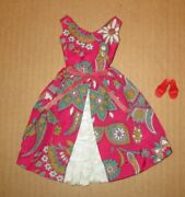 Japanese Exclusive Barbie Garden Tea Party Outfit Variation
