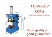 Heat Press Machine Infrared Positioning New Pneumatic Hot Wheat Fy