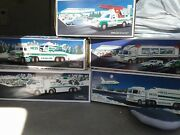 Hess Toy Truck Lot 1994 1995 1997 1999 And 2006