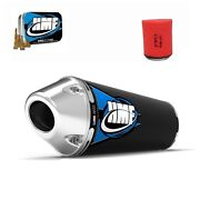 Hmf Competition Comp Full System Exhaust Elliptical + Jet + Uni Filter Yfz 450