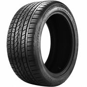 4 New Continental Crosscontact Uhp - 275/40r20 Tires 2754020 275 40 20