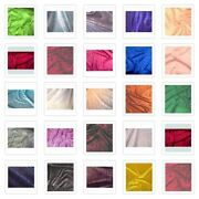 10 Yard Lot Continuous Crushed Velvet Panne Backdrop Velour Stretch Fabric