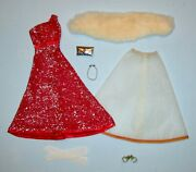 Japanese Exclusive Barbie Outfit 2623 Red Version Complete