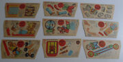 1952 F279-30c Muffet Shredded Wheat Circus Toys Almost Set Of 18/20