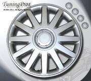 16 Inch Hubcap Wheel Cover Rim Covers 4pcs With Abs Plastic Style B610