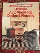 Ultimate Auto Workshop Design And Planning Softcover Book, 1997
