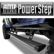07-18 Jeep Wrangler Jk 4dr Amp Research Power Retracting Side Step Running Board