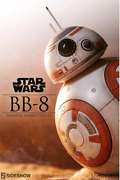 Star Wars Sideshow Collectibles Force Awakens Bb-8 Premium Format 14 Statue