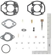 Chevy Carburetor Kit For 6cyl 1950 1951 1952 1953 1954 1955 1956 Rochester 1bbl.