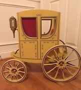 American Girl Felicity Horse Carriage-retired