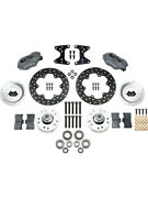 Wilwood Disc Brakes Dynalite Drag Race Front Manual Cross-drilled..140-1013-bd