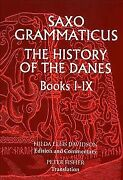 Saxo Grammaticus The History Of The Danes Books I-ix Paperback By Saxo Gr...