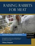 Raising Rabbits For Meat Paperback By Simpson Like New Used Free ...
