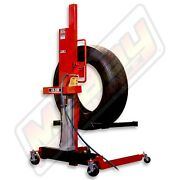 Lift-mate Lm-500 Air Operated Mobile Tire And Wheel Lift 500lb Capacity Made Usa