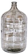 5 Gallon Glass Carboy New In Box Made In Italy