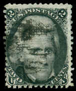 Momen Us Stamps 84 D Grill Used Pse Cert
