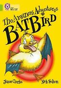 The Amazing Adventures Of Batbird Band 11/lime By Jane Clarke Paperback Book Fr
