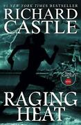 Raging Heat Castle By Richard Castle English Paperback Book Free Shipping