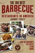The 100 Best Barbecue Restaurants In America Paperback Or Softback