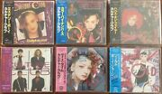 Culture Club Boy George Rare 1982-87 Japanese 6x Cd Lot Complete Collectorand039s Set