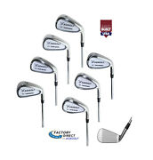 Tci Tour Edition Graphite Irons Set 4-9 Pw And Sw Dci Type Choose Flex And Length